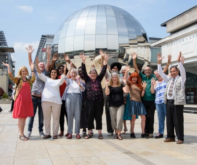 Bristol Joins the WHO Global Network of Age-friendly Communities