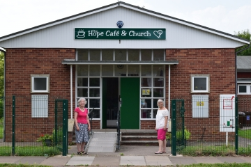 New life for Hope Café in Lawrence Weston