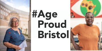 Age Proud Bristol Launch