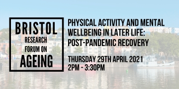 Physical activity & mental wellbeing in later...