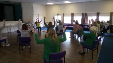 Over 50s Wellbeing Day