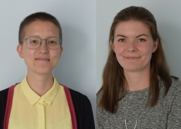 New faces at BAB: Welcome Vivienne and Rosie!