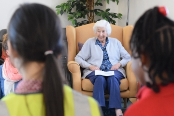 Help Bristol become an Age Friendly City
