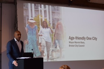 Launch of our Age-friendly Challenge Fund