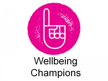 Do you have what it takes to be a Wellbeing Champion?