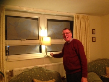 Older People Light Up the South Bristol Sky with Window...